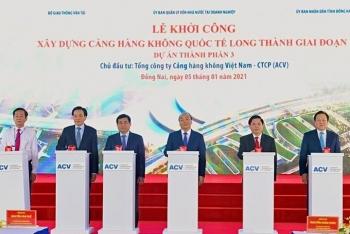 Khởi công siêu dự án sân bay quốc tế Long Thành hơn 16 tỷ USD