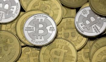 Bitcoin vượt 40.000 USD một đồng