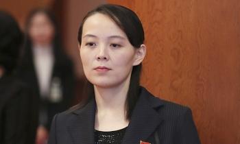 Em gái Kim Jong-un không vào Bộ Chính trị Triều Tiên