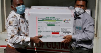 Ấn Độ chuẩn bị đợt tiêm vaccine COVID-19 'lớn nhất thế giới