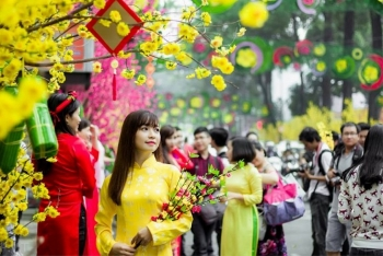 Kỷ lục trường đại học cho sinh viên nghỉ Tết Nguyên đán 49 ngày