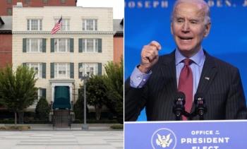 Ông Biden sẽ ở đâu trước lễ nhậm chức?