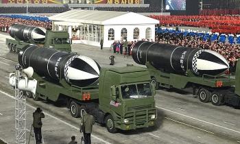 Thông điệp Triều Tiên gửi Biden từ tên lửa
