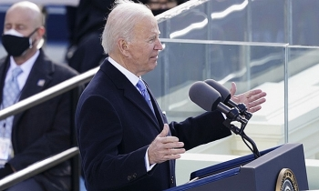 Thế giới thở phào ngày Biden nhậm chức