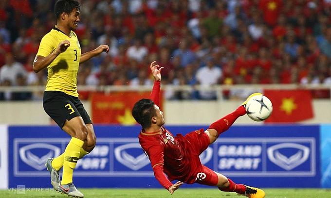 malaysia muon doi tran gap viet nam o vong loai world cup