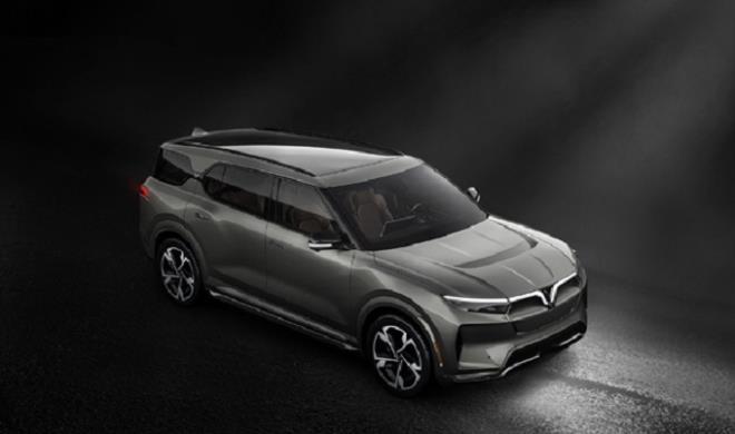 VinFast ra mắt đồng thời 3 mẫu SUV ô tô điện thông minh - 2