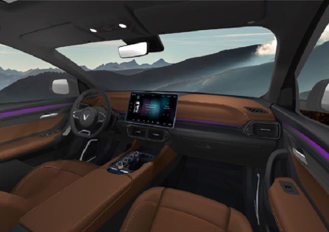 VinFast ra mắt đồng thời 3 mẫu SUV ô tô điện thông minh - 4