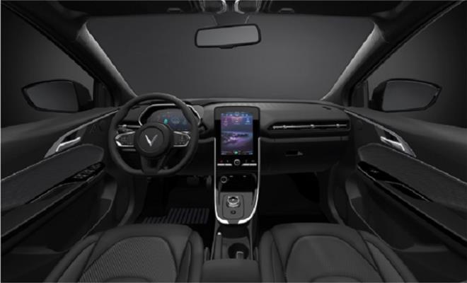 VinFast ra mắt đồng thời 3 mẫu SUV ô tô điện thông minh - 5