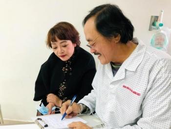 Nghệ sĩ Giang Còi bị ung thư di căn, từ chối hóa trị