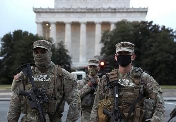 Hơn 150 vệ binh lễ nhậm chức của Biden nhiễm nCoV