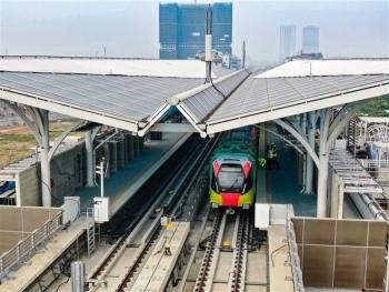 Nhà ga S1 tuyến metro Nhổn - ga Hà Nội có gì đặc biệt?