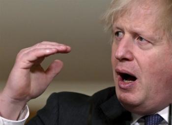 Thủ tướng Anh 'giục' Tổng thống Biden lập thỏa thuận thương mại mới