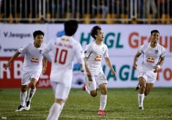 Vòng 2 V-League: HAGL thắng trận đầu tay, Hà Nội FC và Viettel chìm sâu