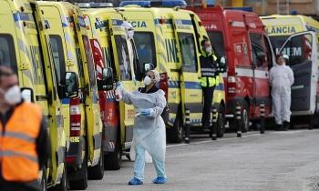 Biến chủng nCoV mới đẩy châu Âu vào thảm cảnh