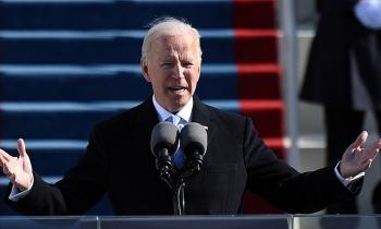 """Phát biểu nhậm chức của Biden """"kém lạc quan"""" nhất nhiều thập kỷ"""