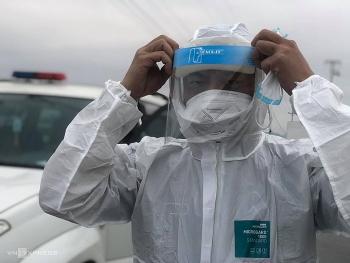 4.600 người Hải Dương đã được lấy mẫu xét nghiệm