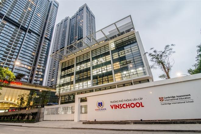 Trường học trong Times City cho học sinh nghỉ học để phòng COVID-19