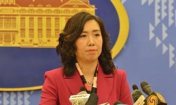 Việt Nam lên tiếng về luật hải cảnh Trung Quốc