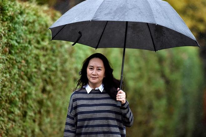 Thẩm phán Canada bác yêu cầu nới lỏng giám sát 'Công chúa Huawei'