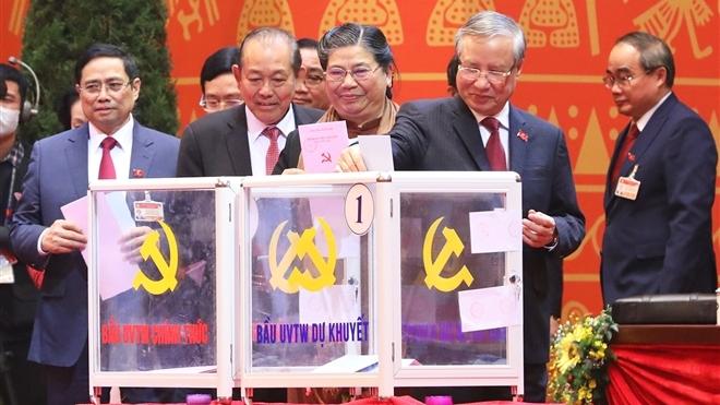 Ngày mai, Ban Chấp hành Trung ương Đảng khoá XIII bầu Bộ Chính trị, Tổng Bí thư