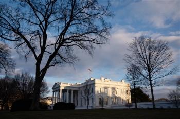 Nhà Trắng của Tổng thống Biden
