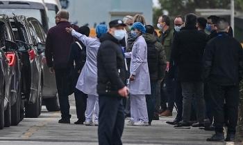 Ca nCoV toàn cầu vượt 103 triệu, nhóm điều tra WHO tới bệnh viện Vũ Hán