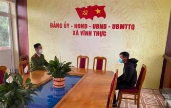 Xúc phạm lực lượng công an trên Facebook, nam thanh niên ở Quảng Ninh bị phạt