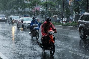 Thời tiết hôm nay 31/1: Không khí lạnh suy yếu, Bắc Bộ có mưa dông