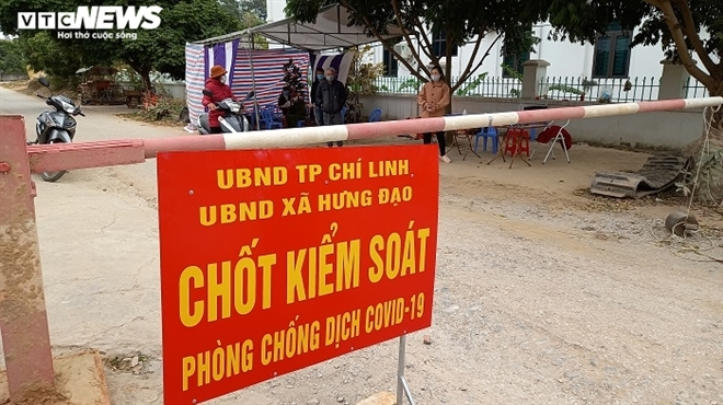 o dich tp chi linh cac truong hop f1 moi phat sinh se cach ly tai nha