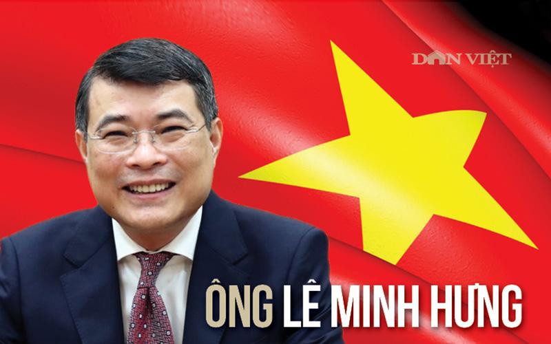 Chân dung 6 Uỷ viên Trung ương Đảng khoá XIII trưởng thành từ ngành ngân hàng
