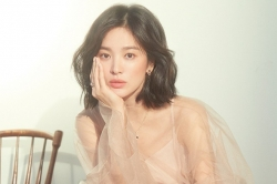 song hye kyo long lay nhu nu than mua xuan tren tap chi elle
