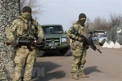 Giao tranh dữ dội giữa quân đội Ukraine và lực lượng ly khai miền Đông