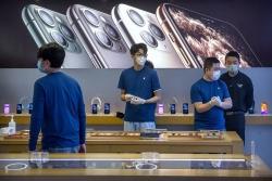 Apple mở lại cửa hàng bán lẻ ở Trung Quốc