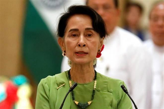 Nóng: Lãnh đạo Aung San Suu Kyi và nhiều quan chức Myanmar bị bắt - 1