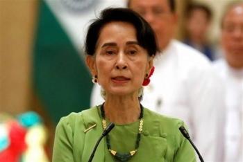 Nóng: Lãnh đạo Aung San Suu Kyi và nhiều quan chức Myanmar bị bắt