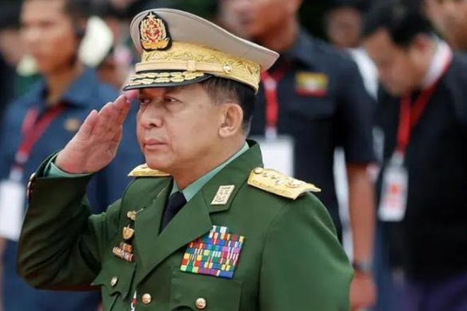 Tổng tư lệnh quân đội lãnh đạo cuộc đảo chính ở Myanmar là ai? - 1