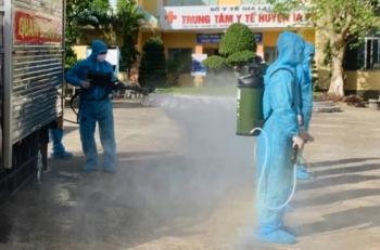 Ca dương tính với SARS-CoV-2 mới ở Gia Lai là cán bộ y tế