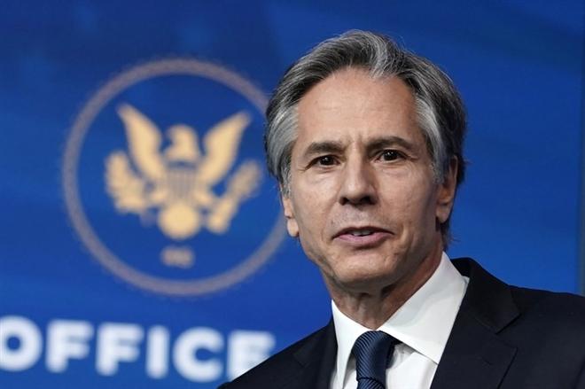 Tân Ngoại trưởng Mỹ chỉ trích mạnh mẽ Trung Quốc, cân nhắc trừng phạt Triều Tiên - 1