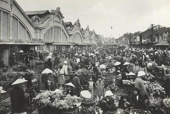 Những chợ Tết chỉ có ở Hà Nội