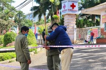 Sau 48 giờ phong tỏa, Bệnh viện Đa khoa tỉnh Gia Lai hoạt động trở lại