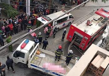 Diễn biến vụ cháy nhà khiến bốn người tử vong