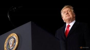 Ông Trump từ chối dự phiên tòa luận tội