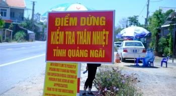 Phòng dịch COVID-19, Quảng Ngãi lập chốt kiểm soát biên giới, hủy bắn pháo hoa