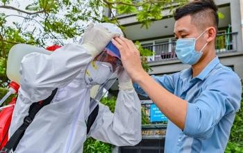 Khẩn: Tìm người từng đến phòng giao dịch ngân hàng ở Hà Nội có người bị COVID-19