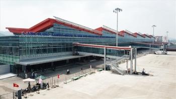 Đề nghị tiếp tục đóng cửa sân bay Vân Đồn