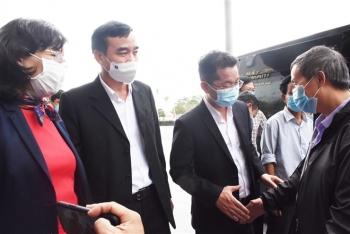 Đoàn y, bác sĩ Đà Nẵng hỗ trợ Gia Lai chống dịch COVID-19