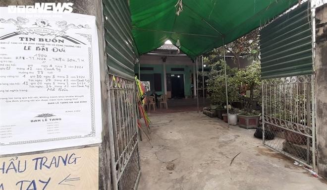 Cháy nhà 4 người chết ở Hà Nội: Tang thương phủ kín quê nhà hai anh em ruột - 2