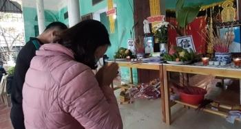Cháy nhà 4 người chết ở Hà Nội: Tang thương phủ kín quê nhà hai anh em ruột