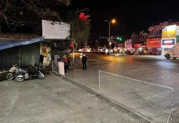 Giãn cách xã hội toàn huyện Cẩm Giàng
