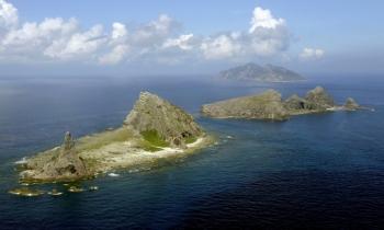 Nhật Bản tố tàu tuần duyên Trung Quốc tiếp tục xâm phạm lãnh hải